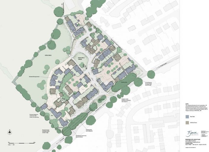 Proposed Site Layout Plan-1